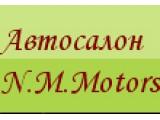"Логотип Автокомпания ""NM Motors"""