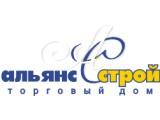 Логотип Альянс-строй