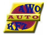 Логотип AWO&KFZ из Германии