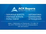 Логотип АСК Ворота