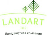 Логотип Ландшафтная компания Landart 102